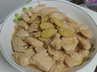 毫無特色之純玉米筍炒雞胸肉(懶人簡易版)