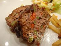 美式烘肉餅 Meatloaf