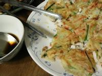 海鮮煎餅-成功!