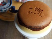 雙色棉花蛋糕