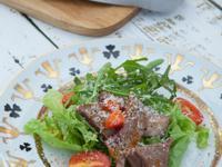 低醣料理 <沙拉> 牛小排尼斯沙拉