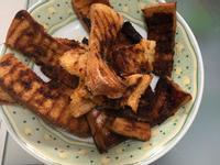 帕尼尼奶油酥條(小v鬆餅機)