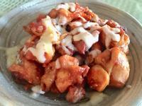 氣炸鍋 韓式辣醬雞塊
