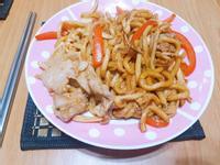 寵物鮮食-日式炒烏龍