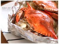 「四季江戶味之秋季料理」《Peggy廚房》蒜香奶油蒸蟹