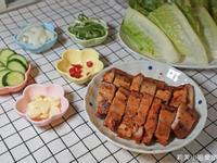 韓式五花肉/烤肉.使用首爾一匙韓鍋辣醬