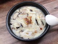 香菇竹筍瘦肉粥~原民風