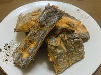 氣炸鍋 乾煎白帶魚