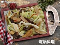 韭黃炒豆干