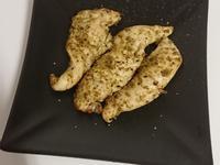 🐥青醬里肌雞胸肉-氣炸鍋
