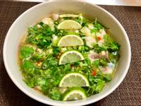 檸檬鯛魚片佐鴻禧菇