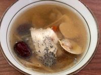 清燉鱸魚蛤蜊湯