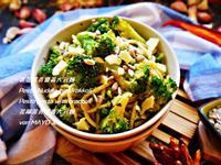 青花菜青醬義大利麵