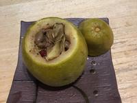 柚子羊肉盅
