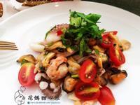 泰式海鮮沙津簡易快速版