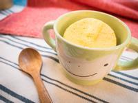 米蛋白創意料理|微波爐做杯子蛋糕
