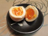 日式溏心蛋(味付け卵)