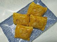綠豆沙蛋黃酥餅~中華二店-2氣炸鍋