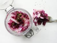 醋漬紫高麗菜(簡易泡菜Coleslaw)