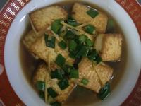 紅燒雞蛋豆腐