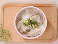 胡椒蔥肉水餃
