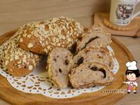十穀米麵包