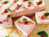 免烤莓果乳酪蛋糕