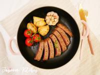 西式主菜🥘百里香煎牛扒