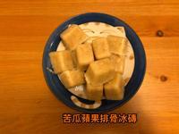 寶寶粥湯底 - 苦瓜蘋果排骨湯