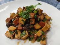 涼拌螺肉豆干粒