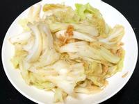 蝦米高麗菜