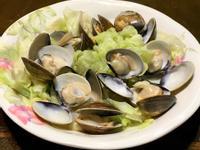 高麗菜蒸蛤蜊