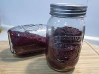 (低碳生酮)莓果奇亞籽果醬~可煮可不煮