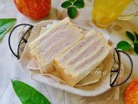 芋泥三明治(電鍋版)