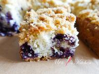 【影片】藍莓奶酥蛋糕
