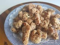 豆乳鹹酥雞