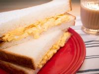 綿密版蛋沙拉三明治