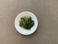 麻油炒山蘇(五分鐘出家常菜)