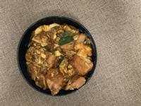 黃金比例親子丼(十分鐘出家常菜)