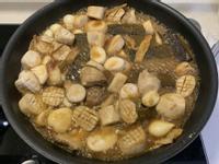 三杯米血杏鮑菇(五分鐘出熱炒菜)