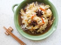八角醬油滷高麗菜