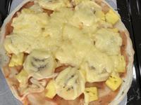 水果之蛋餅披薩