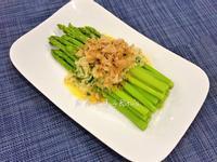 蒜香起司蘆筍盤