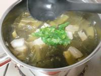 酸菜五花肉湯