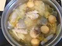 酸白菜雞湯