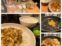 金沙菇菇雞