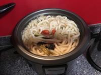 電鍋鱈魚烏龍麵