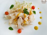 微波鹽水雞絲〞低醣主菜快速備餐