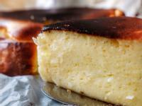 巴斯克鹹蛋乳酪蛋糕-氣炸鍋版