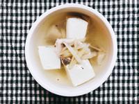 薑絲鯛魚豆腐湯 (電鍋版)